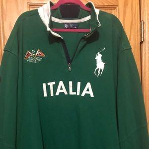 Other - Men's Polo sweatshirt